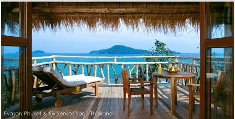 Evason & Six Senses Spa