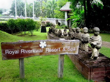 Royal Riverkwai Resort & Spa Kanchanaburi